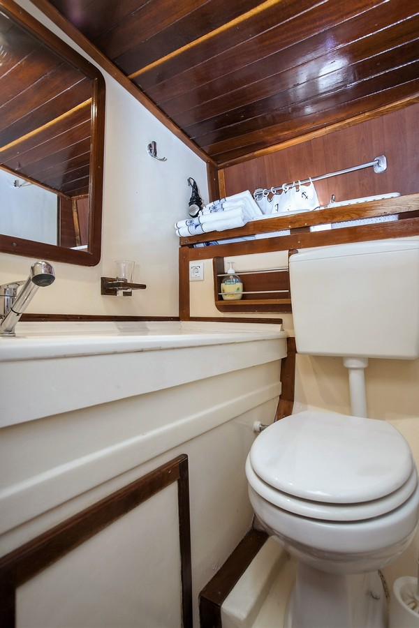 Hera new toilet Cabins 1-2-5